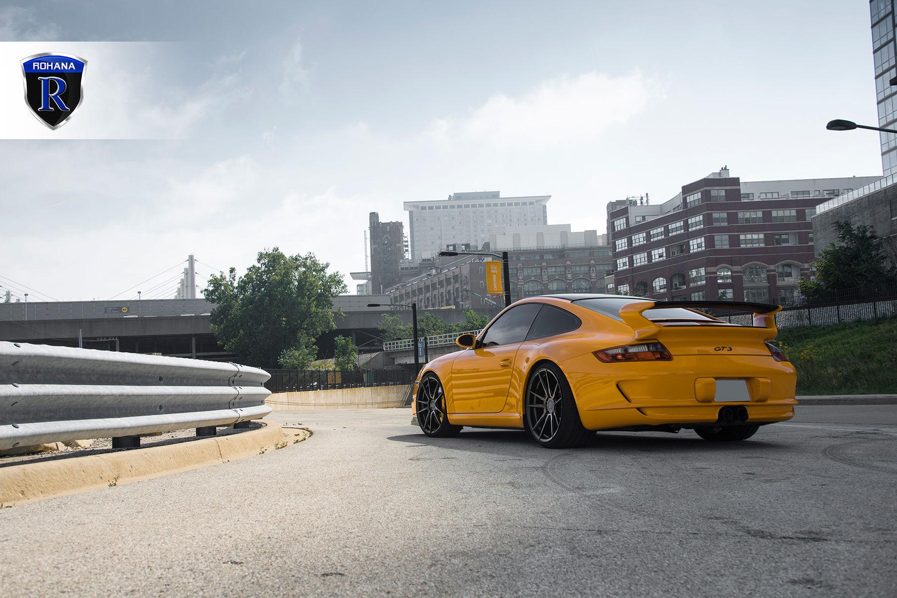 Porsche 911   Porsche GT3