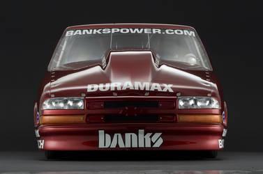 2001 Chevrolet S-10 | Banks Sidewinder S-10 Diesel Drag Truck