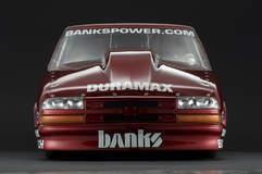 Banks Sidewinder S-10 Diesel Drag Truck