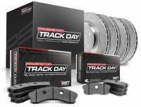 Track Day Brake Kit -Fr/Rr C6 Z51 Package