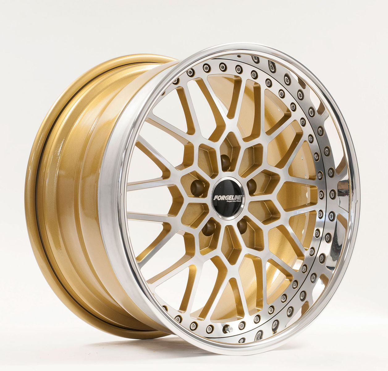 | Forgeline TA3 in Gold with HTM