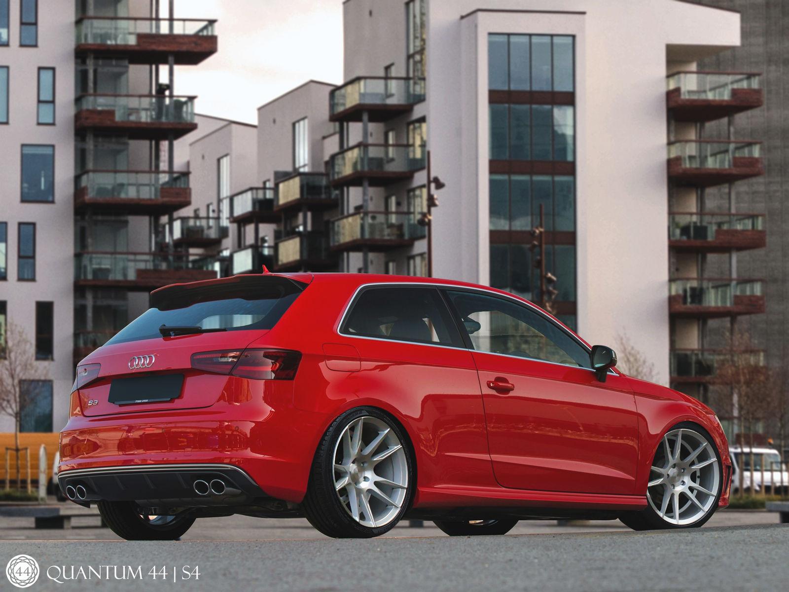 Audi S3 | Audi S3 - Quantum44 S4