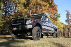 2014 Ford F150 Backwoods Sportsman