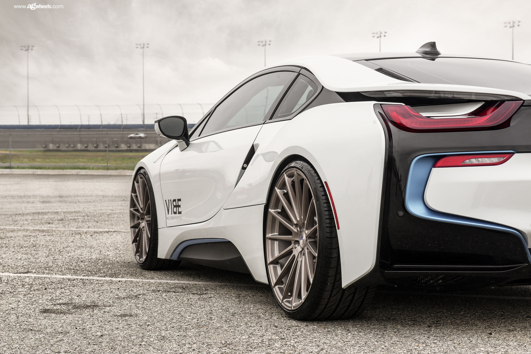 Bmw I8 On 22 Avant Garde S Stanced