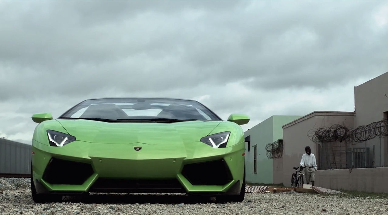 2013 Lamborghini Aventador   ADV.1 Wheels LP700 Aventador Roadster By Prestige Design & Vorsteiner