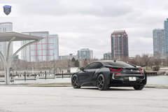 BMW i8 - City Views