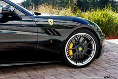Ferrari Califonia on ADV5.0 Track Spec