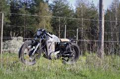 Farmer's Racer SR400