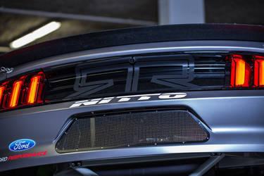 2015 Ford Mustang | Vaughn Gitten Jr's '15 Mustang Drift Car - NITTO Details