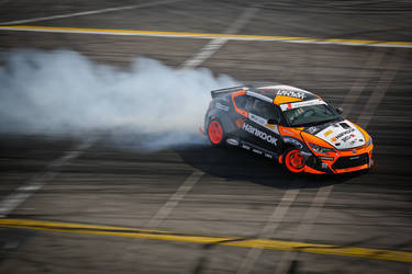 Infinity ECU-Tuned Hankook/Scion Drift tC - Drifting