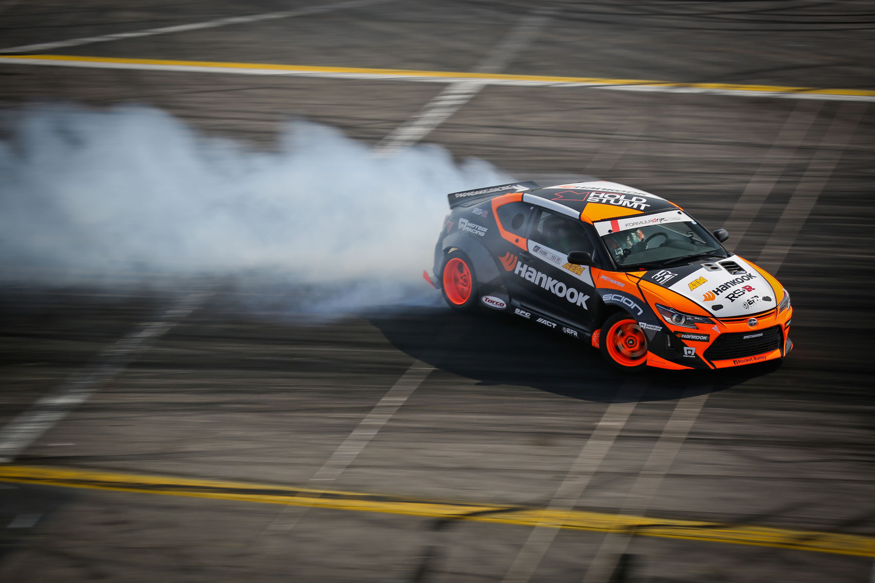Scion tC | Infinity ECU-Tuned Hankook/Scion Drift tC - Drifting