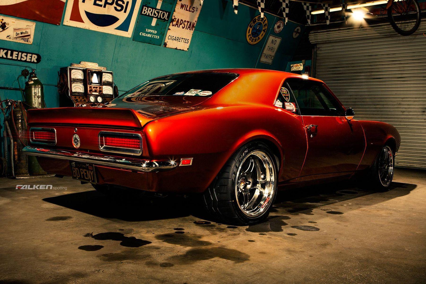 1968 Chevrolet Camaro | Steve Rupp's