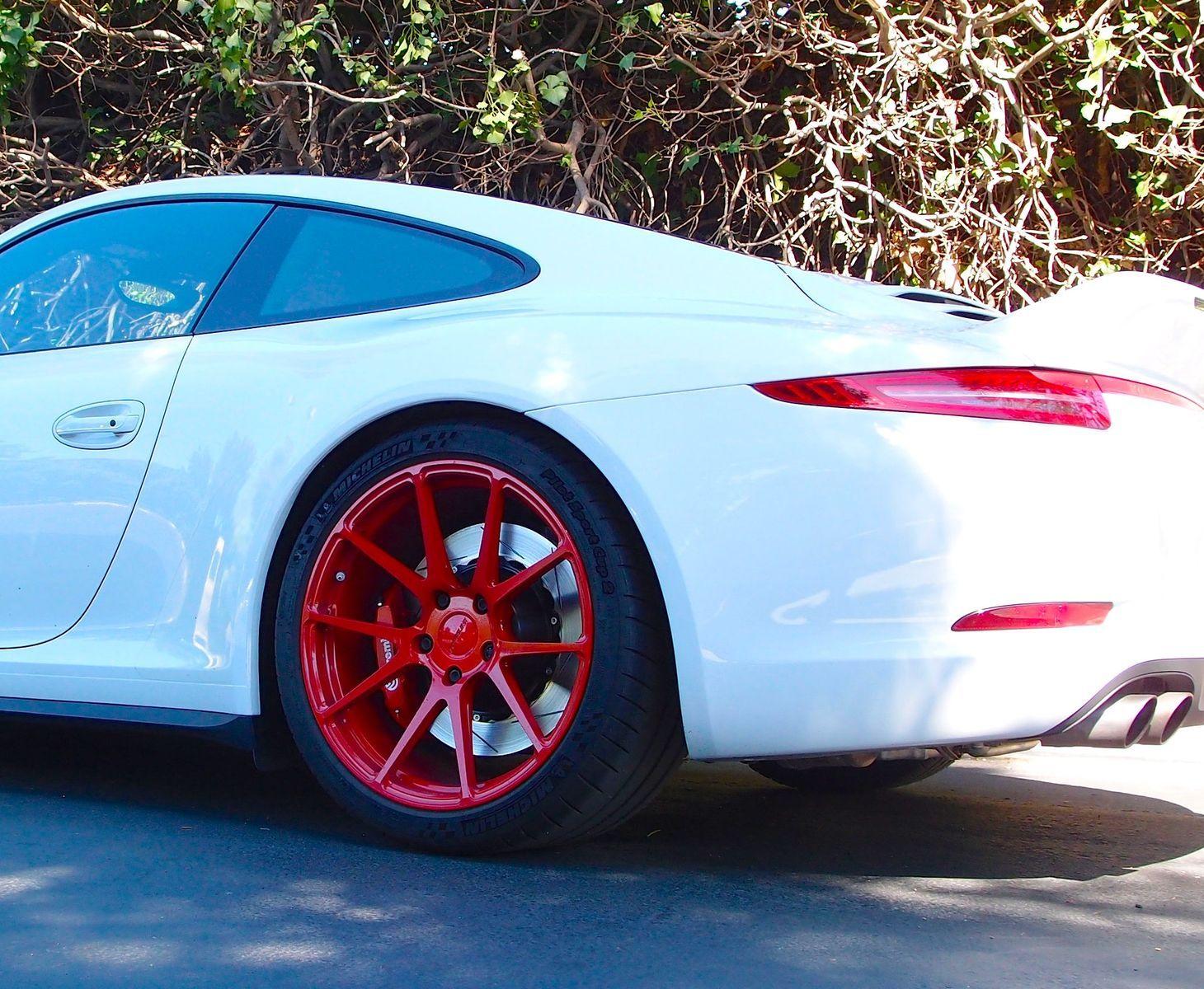 2015 Porsche 911 | 991 C4S on Forgeline GA1R Wheels