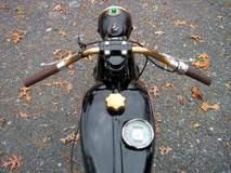 Saint Motorbikes BSA Boardtracker