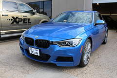 2013 BMW 335i with XPEL ULTIMATE
