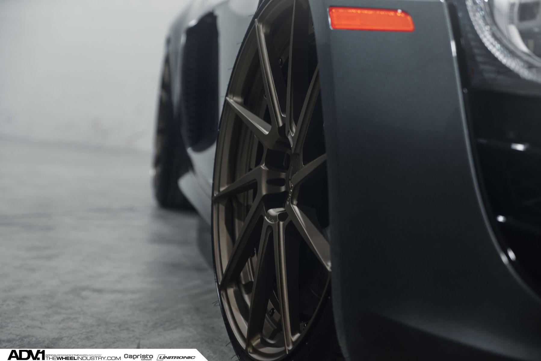Audi R8   ADV1 Audi R8 V10