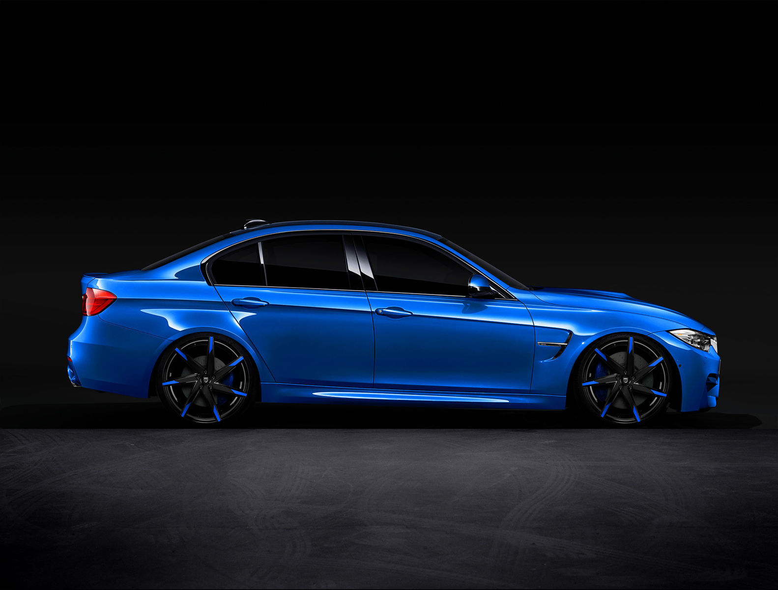 2014 BMW M3 | BMW '14 M3 on Lexani CSS-7s