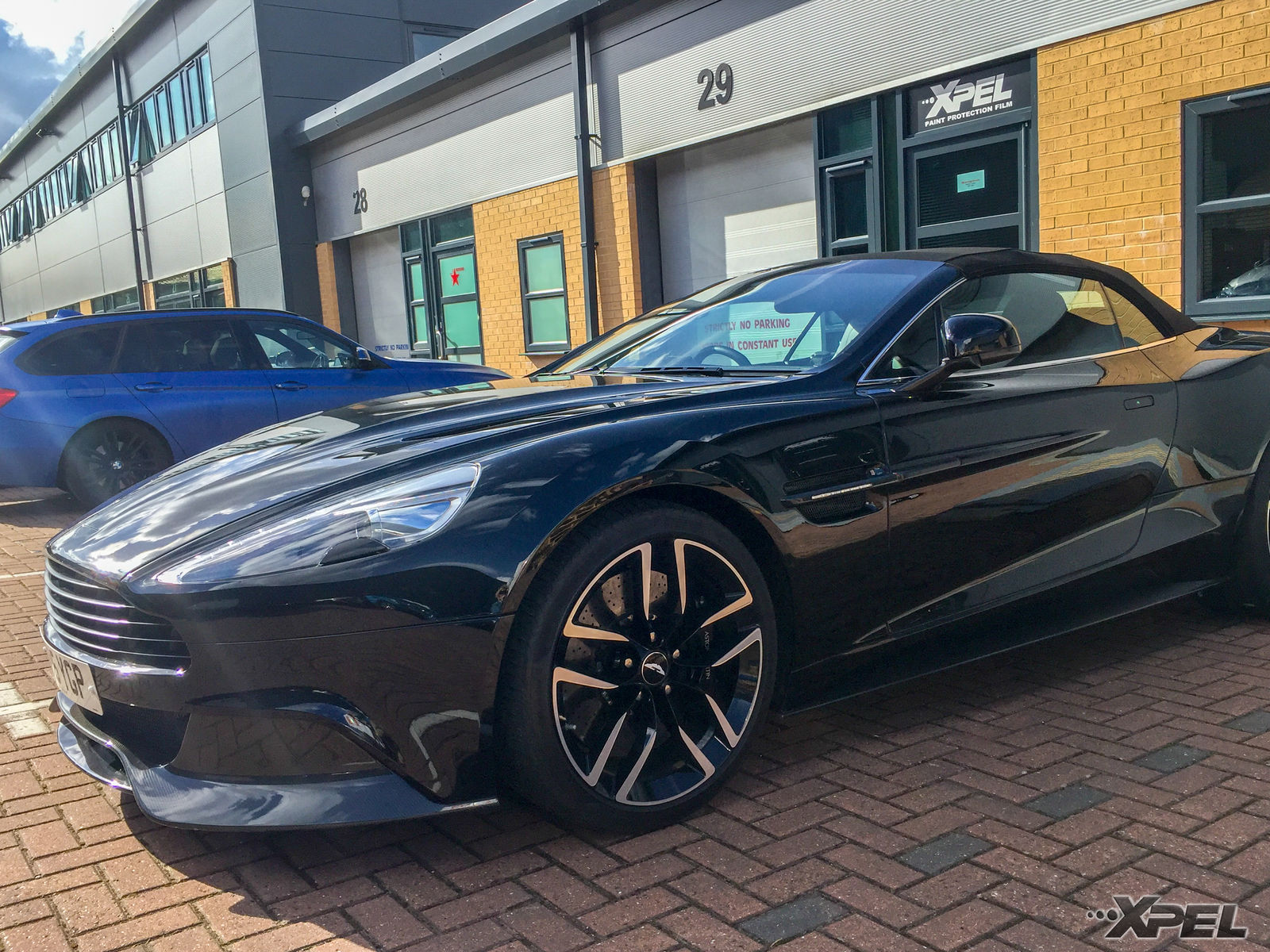 2016 Aston Martin  | Recent installations from XPEL United Kingdom