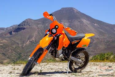 2007 Ktm  | KTM 525 XC