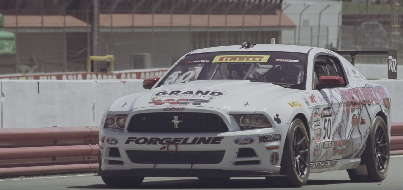 Ford Mustang | Beyond the Hype: Pro Racing the Ford Mustang Boss 302 at Mid-Ohio