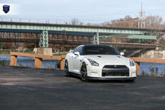 White GTR (Godzilla) - Front End