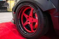 "Dallas Speed Shop's ""Hellfire"" Dodge Ram 1500 on Forgeline FF3 Wheels Named 2016 GT Awards Finalist"