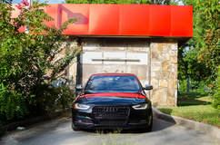 """Audi S4 on 20"""" Vorsteiner V-FF 103 Wheels - Vibe Motorsports"""