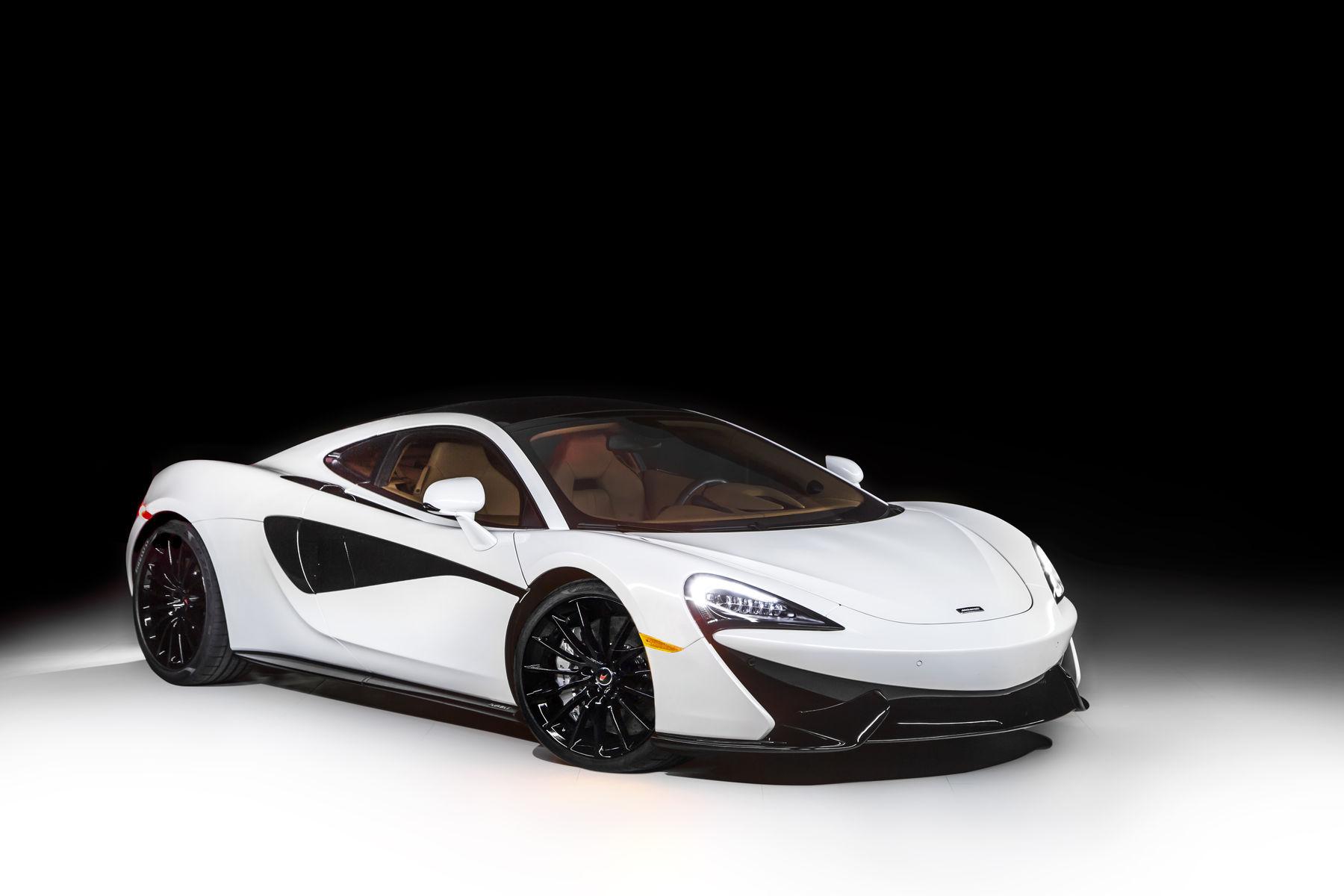 McLaren  | McLaren 570GT by MSO Concept