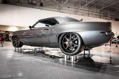 "Steve Heck's ""INTENSE"" '69 Camaro on Forgeline CV3C Wheels"