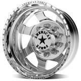 Dually Wheel - Trophy - Rear