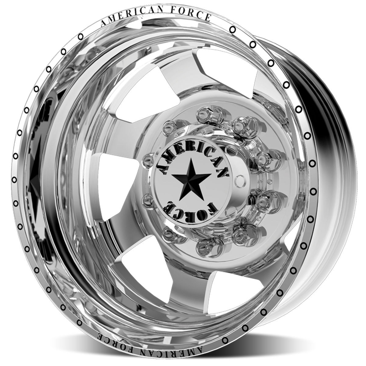 | Dually Wheel - Trophy - Rear