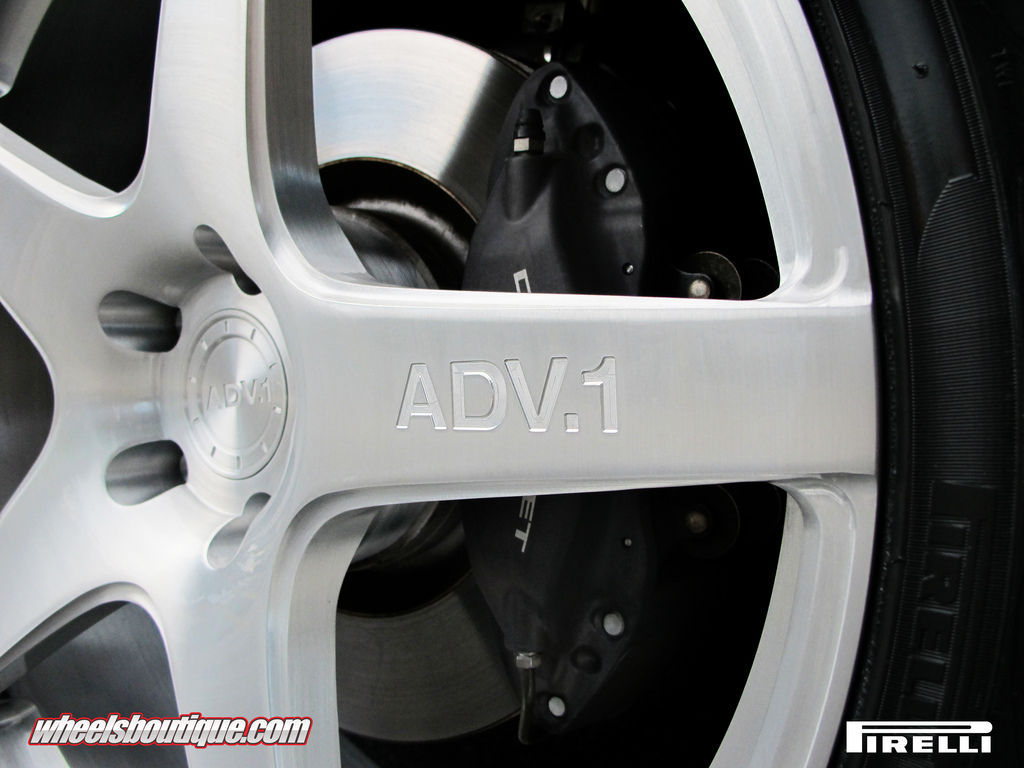Chevrolet Camaro | Camaro SS on 22 ADV5.1 Monoblocks