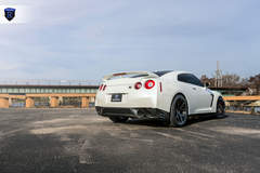 White GTR (Godzilla) - Rear