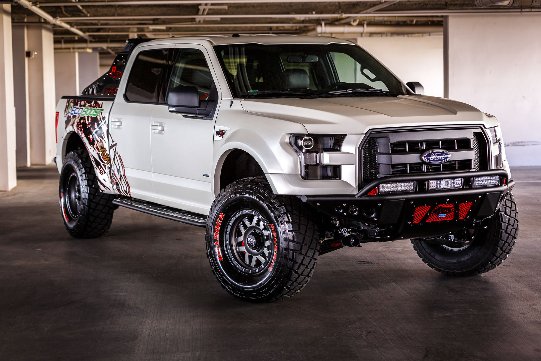 | 2015 Ford F-150