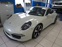 Porsche 991 911 50th Edition with XPEL ULTIMATE self-healing clear bra