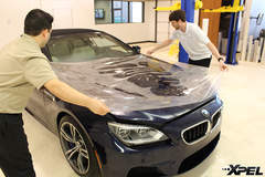 2013 BMW M6 XPEL ULTIMATE Installation