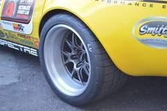 RideTech's 48 Hour Corvette on Forgeline GA3R Wheels
