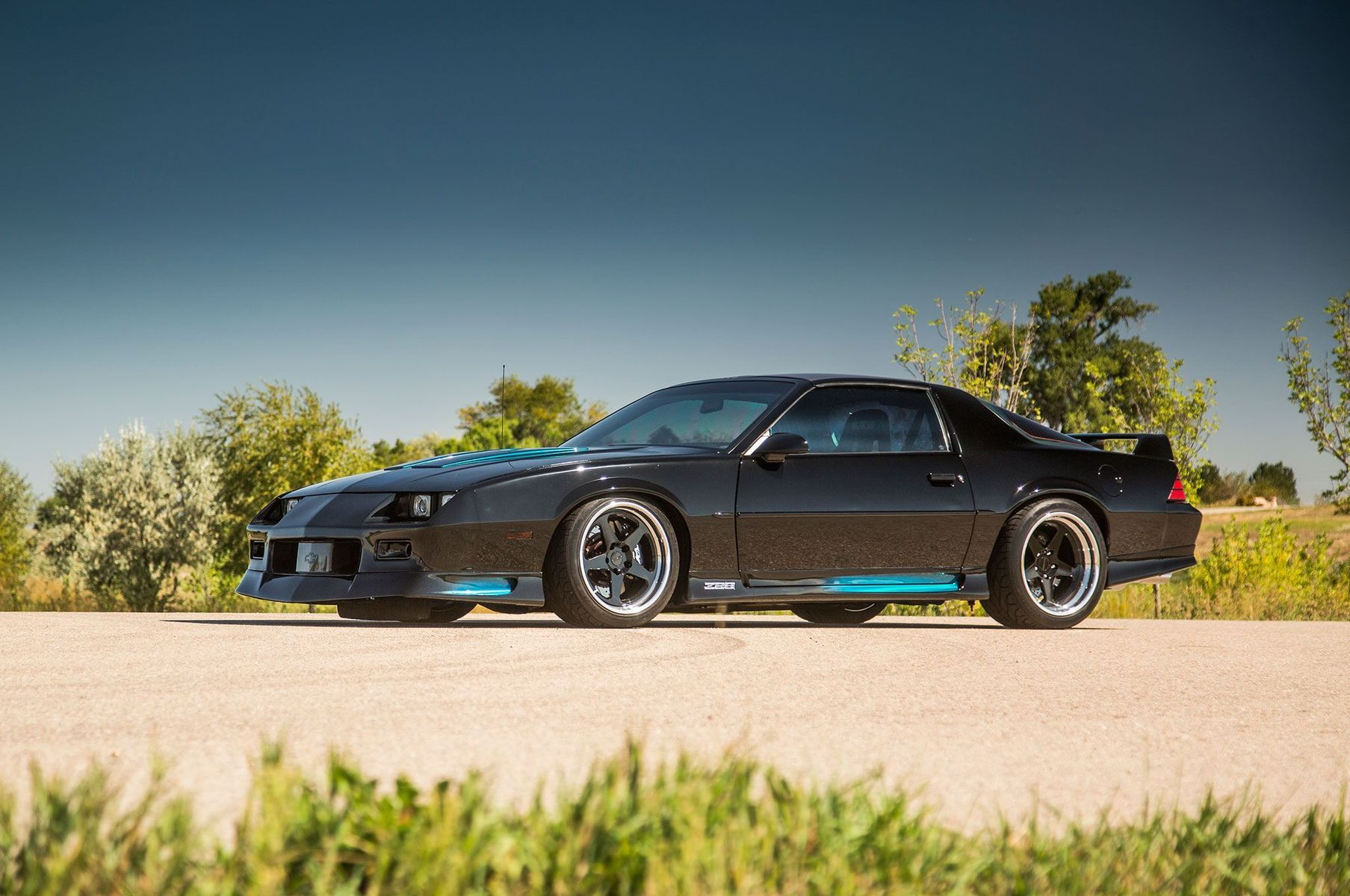1991 Chevrolet Camaro | Brandon Pursley's 1991 Camaro Z28 on Forgeline FF3 Wheels