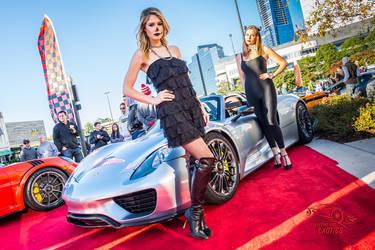 2015 Porsche 918 Spyder | Porsche 918 Spyder on the Red Carpet