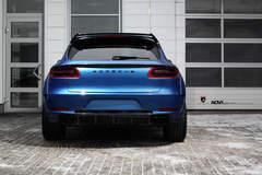 Topcar Porsche Macan Widebody