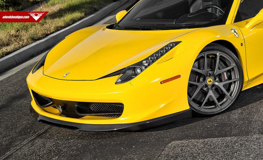 Ferrari 458 Italia | Vorsteiner 458