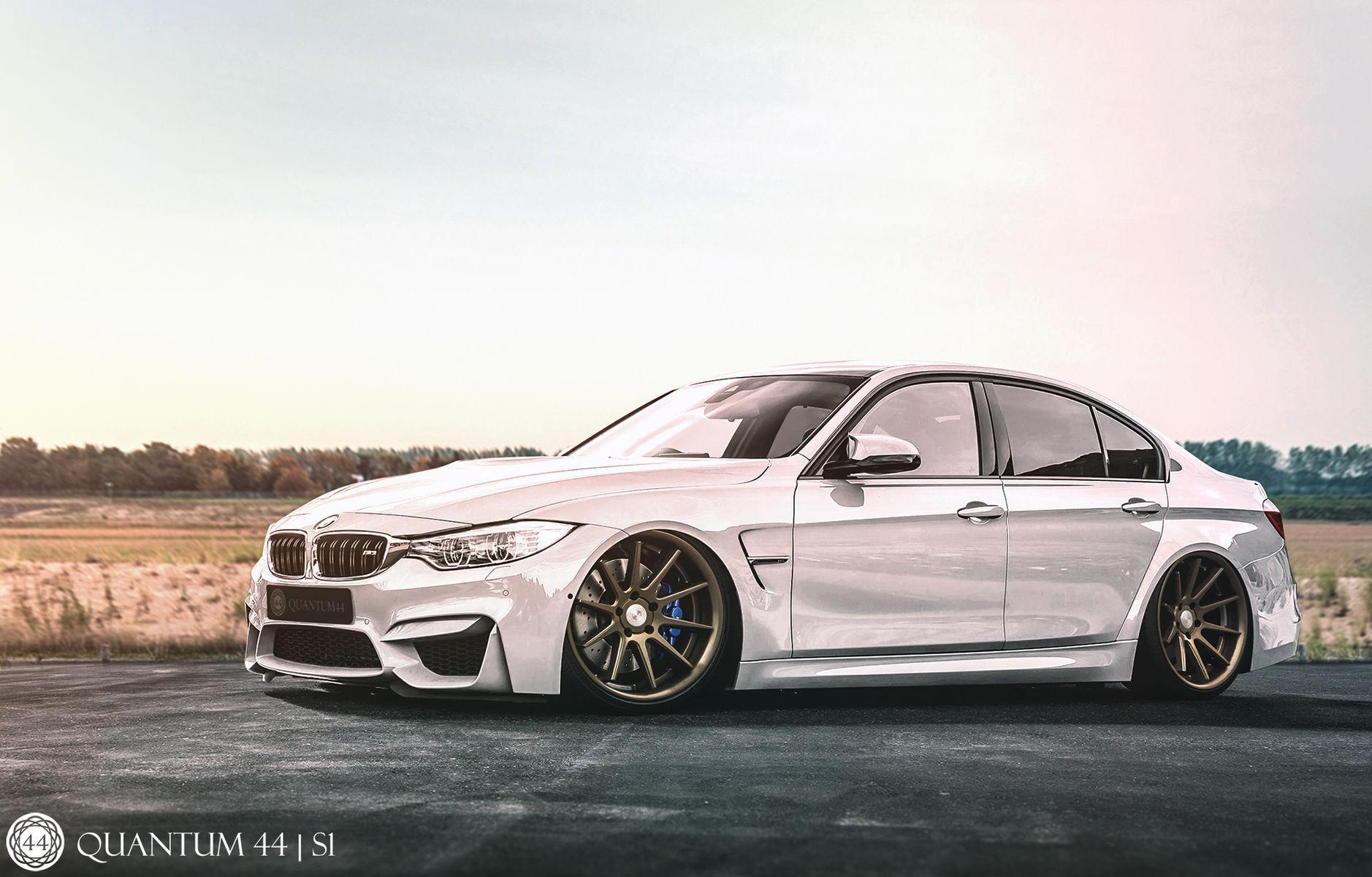 BMW M3   BMW M3 - Quantum44 S1