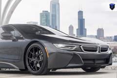 BMW i8 - Front Stance