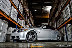 '10 BMW 328i Sedan on Concept One CS5.0's