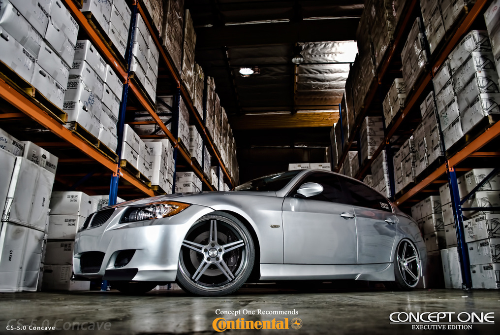 2010 BMW 3 Series Gran Turismo | '10 BMW 328i Sedan on Concept One CS5.0's