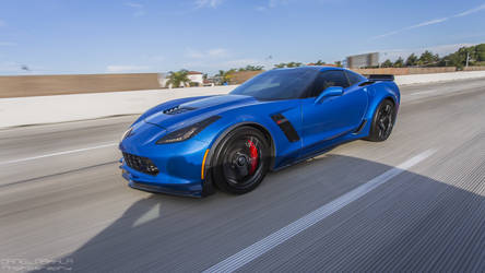 2015 Chevrolet Corvette Z06 | San Diego Cars & Coffee February 13th, 2016