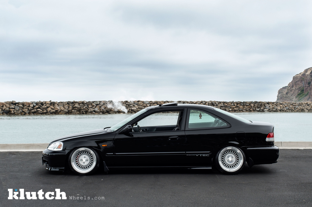 1996 Honda Civic | '96 Honda Civis Si on Klutch SL1's