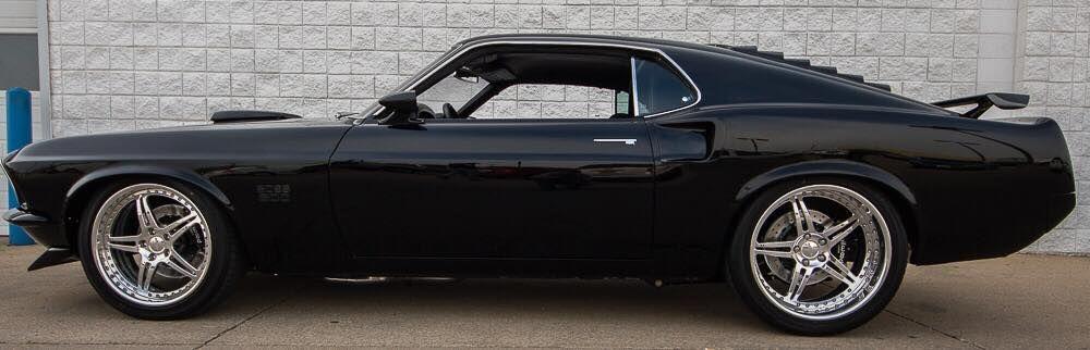 1969 Ford Mustang | Steve Engberg's