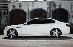 '13 BMW M5 on XO Miami's