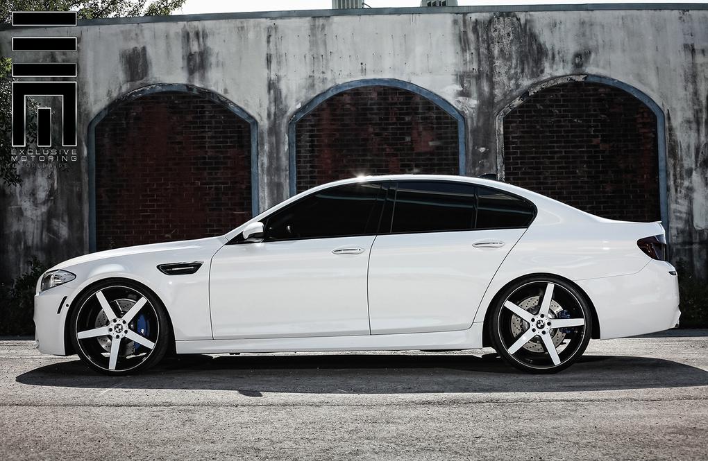 2013 BMW M5 | '13 BMW M5 on XO Miami's